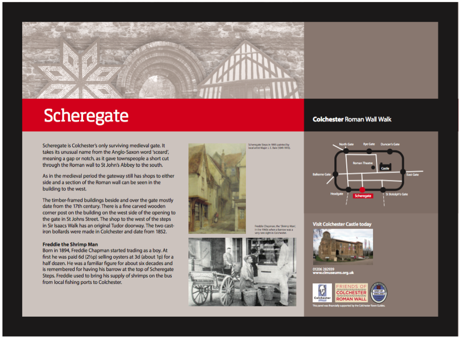 Scheregate board design